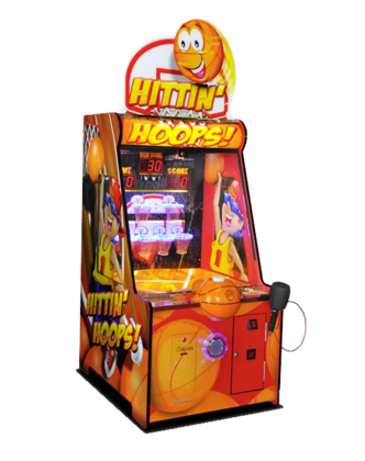 Hittin Hoops Arcade Game