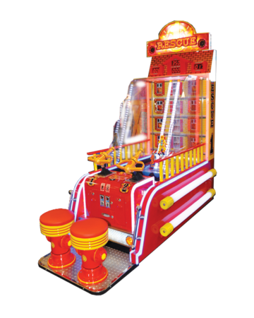Rescue 1™ - Two Player Arcade Game